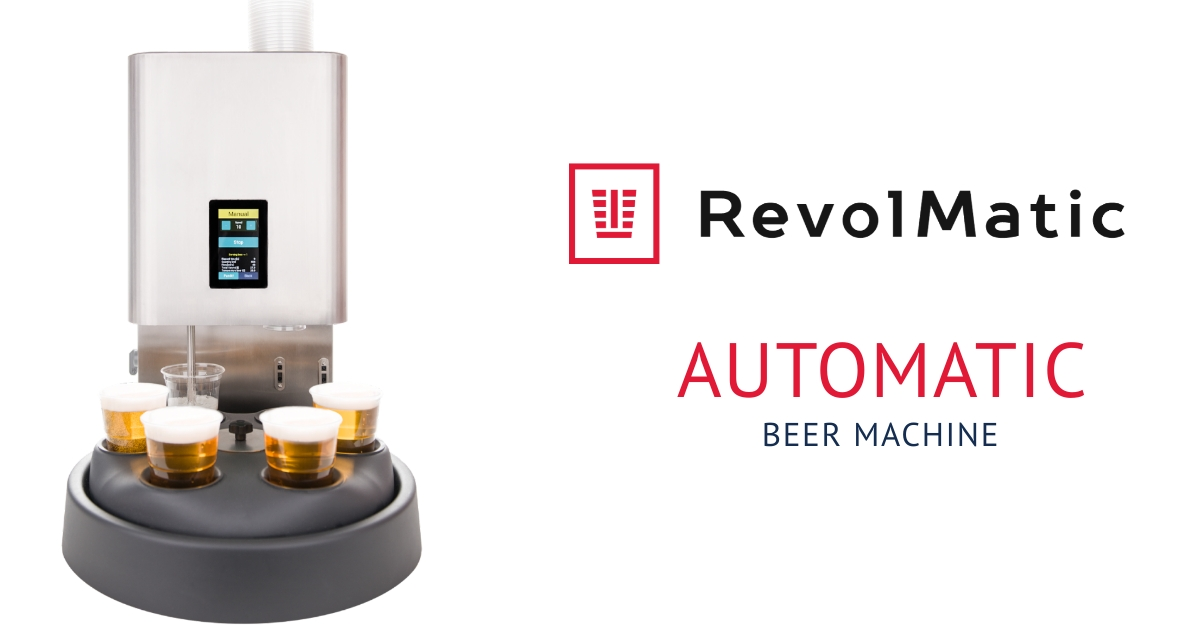 AUTOMATIC BEER MACHINE